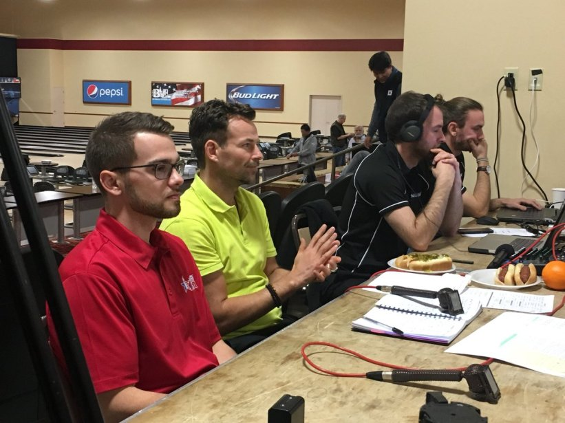 test Twitter Media - Team USA's Chris Via is on the call for the semifinals and finals of the Masters event at the 2017 @WorldBowling Championships in Las Vegas. Tune in now https://t.co/pSwjjCccgT https://t.co/8TpFI03HOf
