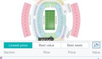 Bills-Colts Tickets Are Going For Less Than $  10 This Sunday