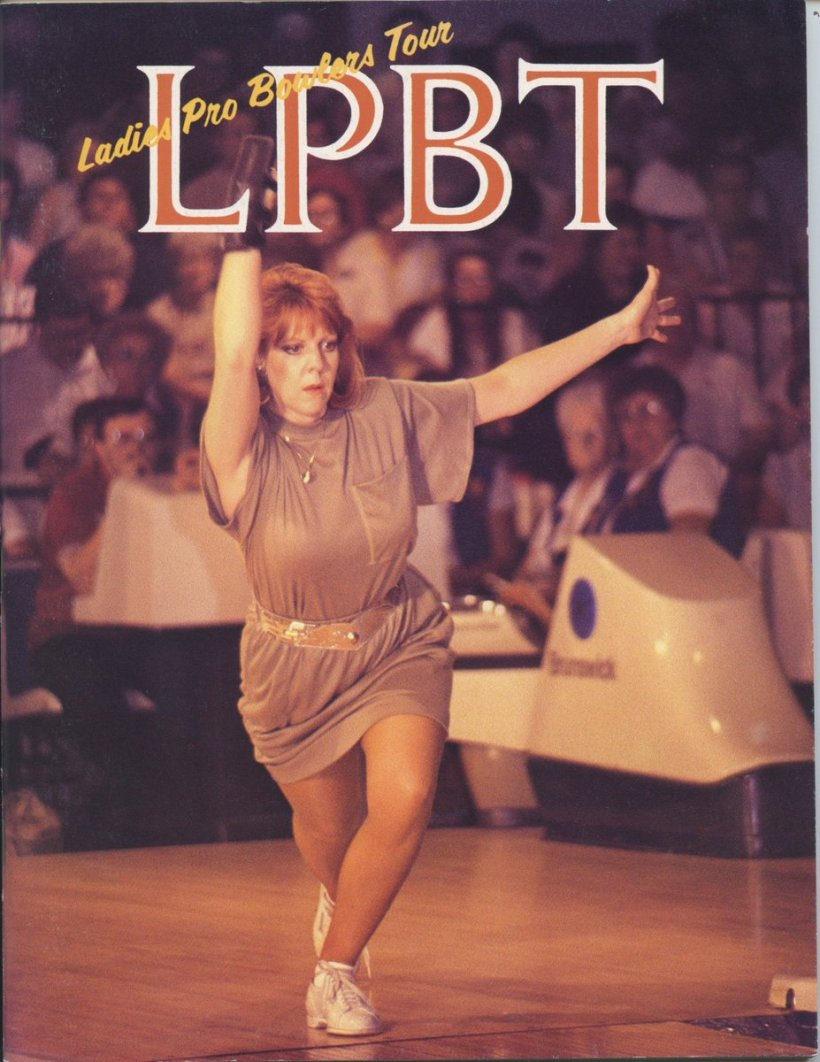 test Twitter Media - Today's #ThrowbackThursday photo is the cover of the 1988 #PWBA (LPBT) program, which featured 1987 POY, Betty Morris-Laub. The PWBA and USBC Hall of Famer dominated in 1987 with three victories to her credit along with 10 championship-round appearances.  #PWBATour #TBT https://t.co/Mtbz0lFexX
