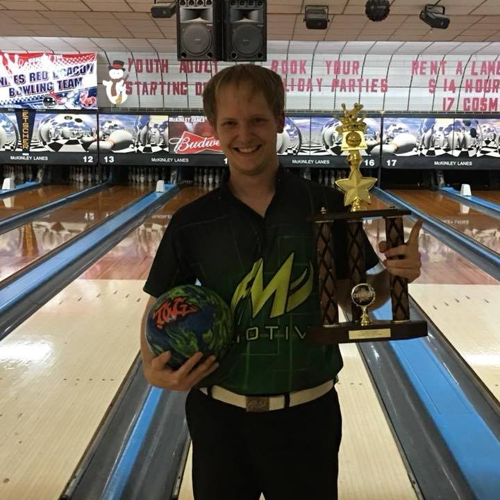 test Twitter Media - Congratulations to MOTIV staff member Kevin Donovan on winning the PBA McKinley Lanes Central/East Challenge and his first PBA title!  #GETMOTIVATED https://t.co/ADmja5CMV9
