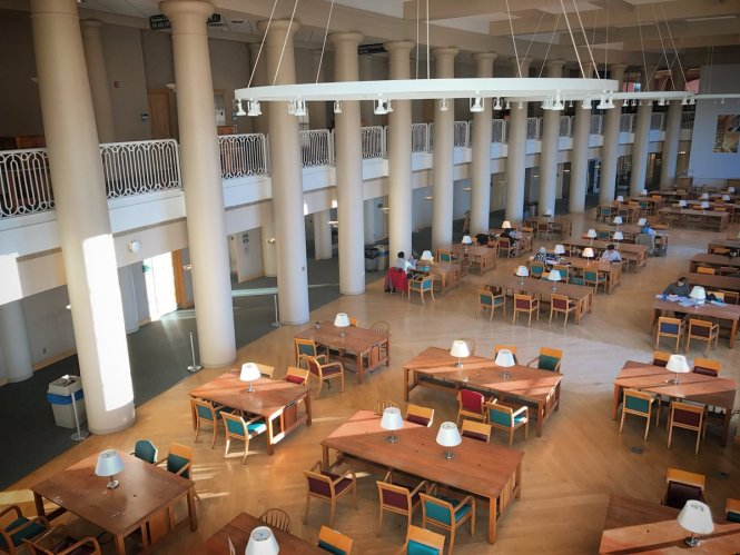 Image result for grainger library uiuc