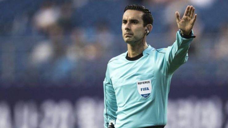 César Ramos en la final del Mundial