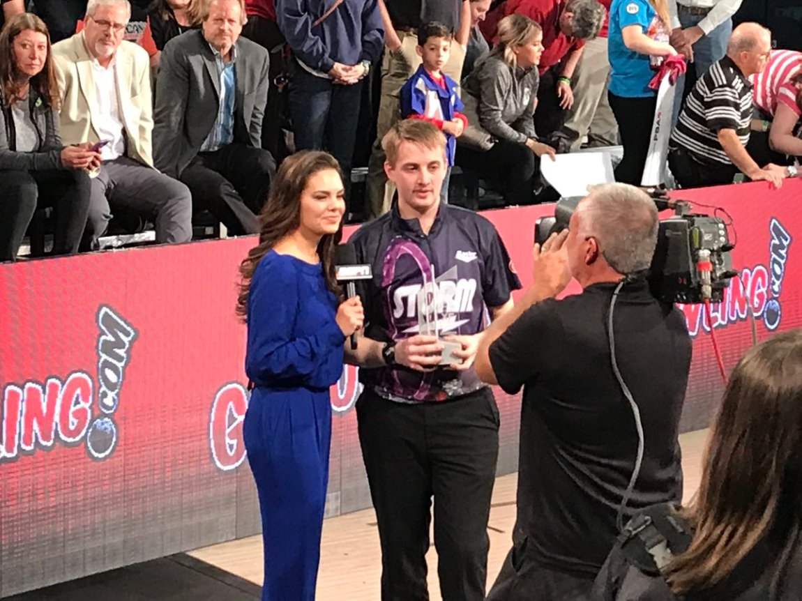 test Twitter Media - PBA Title #1 for Richie Teece! He claims the WSOB Shark Championship with the Sure Lock. That is back to back PBA titles with the Sure Lock! Congratulations Richie!  #StormNation  #TeamStorm  #SureLock  #Biscuit https://t.co/IdWY1mmrr2