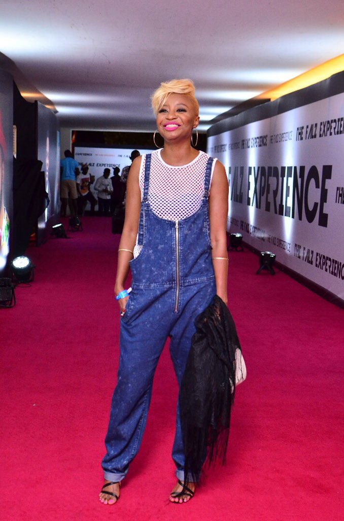 DRhLzM XcAA5dmb - Red Carpet Photos Of Celebrities At #TheFalzExperience In Lagos