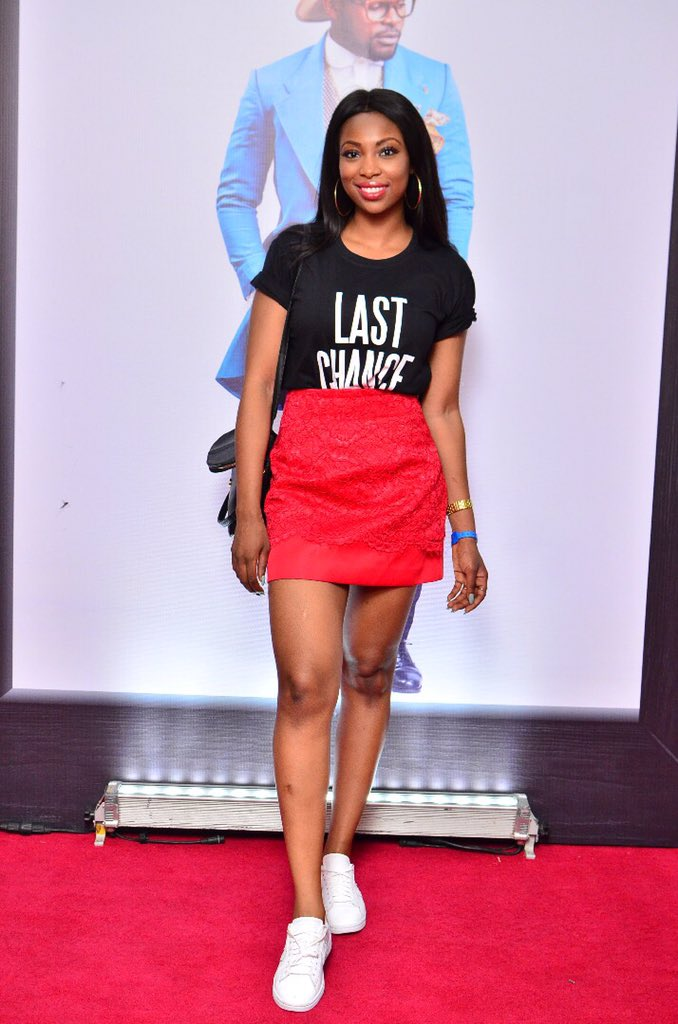 DRhLzNNWAAAj5Pj Red Carpet Photos Of Celebrities At #TheFalzExperience In Lagos