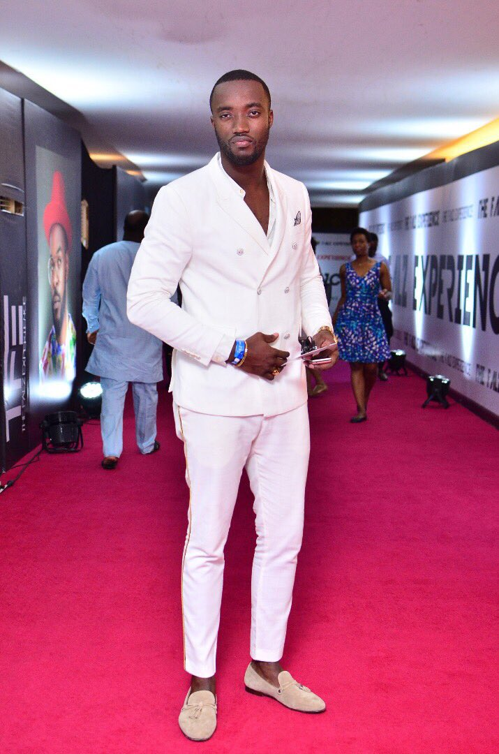 DRhOQX2X0AAWmJw - Red Carpet Photos Of Celebrities At #TheFalzExperience In Lagos