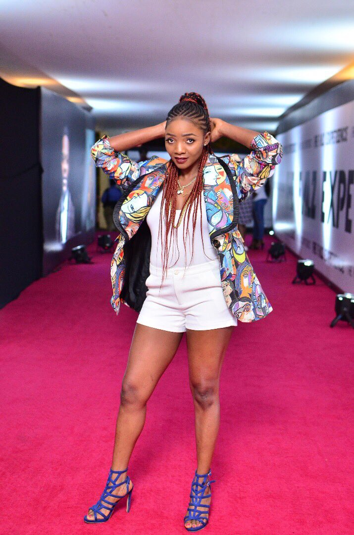 DRhWuWfWkAYp5Gl Red Carpet Photos Of Celebrities At #TheFalzExperience In Lagos
