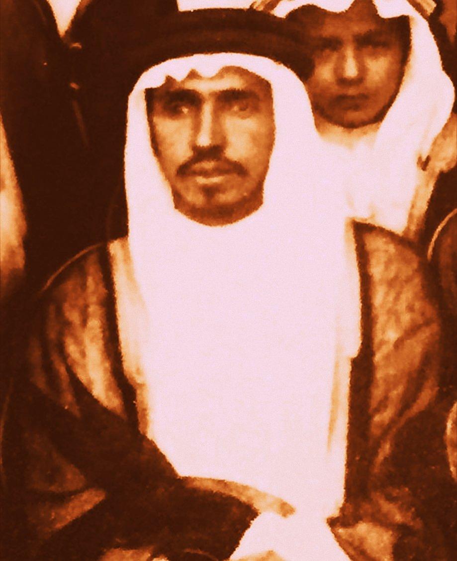 الأمير خالد بن محمد بن عبد الرحمن بن فيصل آل سعود 1319هـ 1357هـ