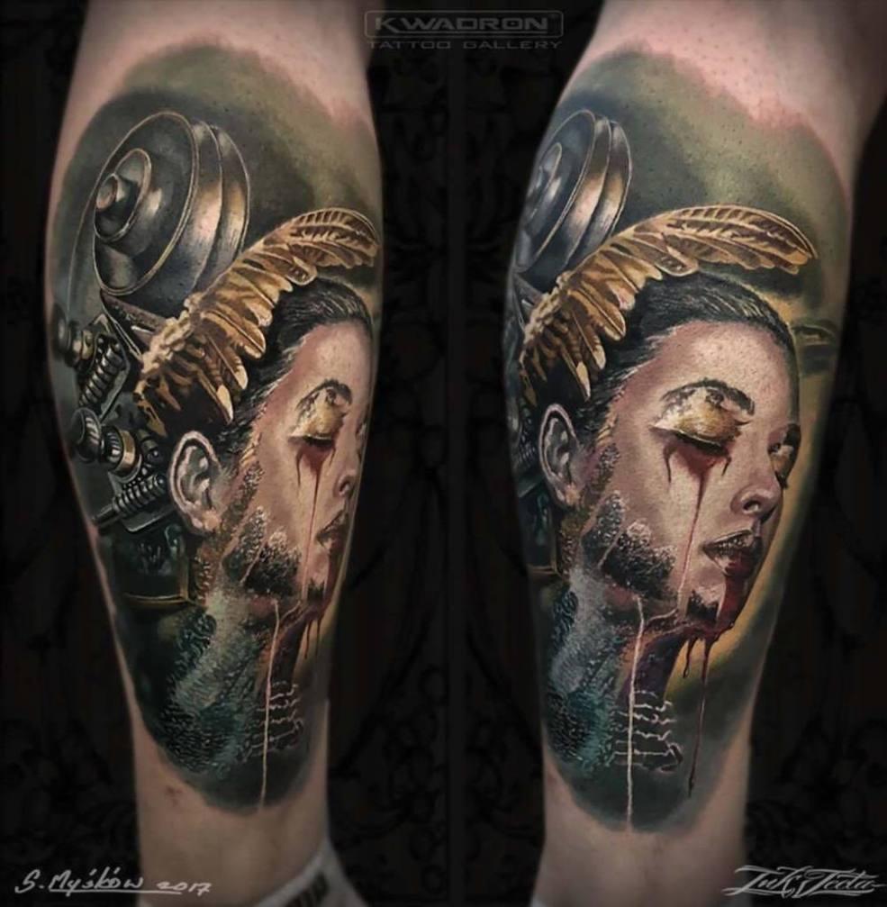 Tattoo World Pub On Twitter By At Myskowslawomir Best