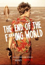 The End of the F**king World poster
