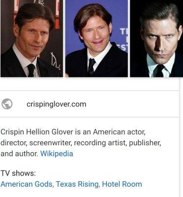 Resultado de imagen de Crispin Glover pedophile steven spielberg