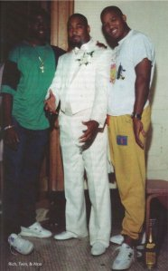Thread by   ValTown    RICHARD    RICH    PORTER THE PRIDE OF HARLEM     With LA dead  Rich linked up with an associate  The infamous informant Alpo  Martinez  and his old friend Azie Faison