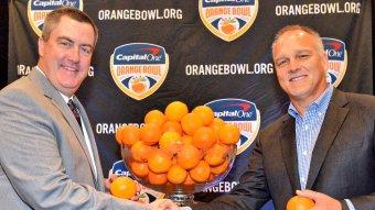 Wisconsin vs. Miami Live Stream: Watch Orange Bowl Online