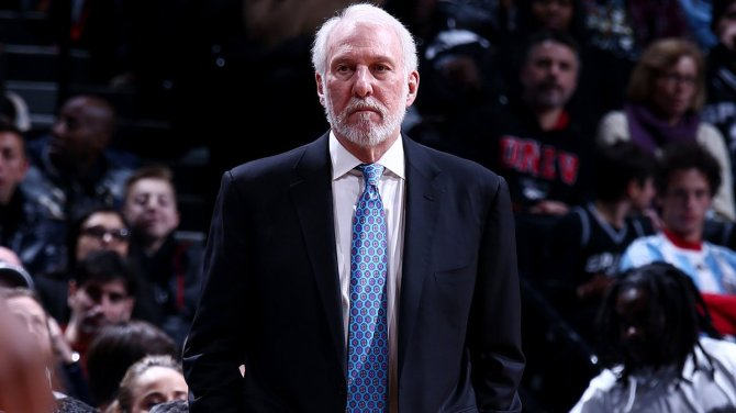 Gregg Popovich praises Sean Marks' work with the Nets  Story » https://t.co/pBHFDILu4S