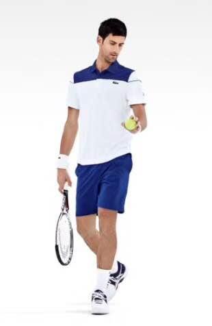 Djokovic Asics