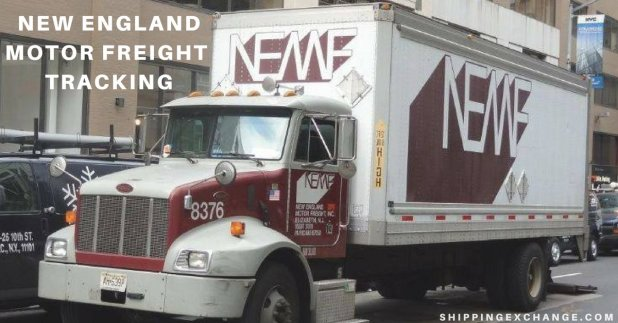 Crystal motor freight tracking for New england motor freight tracking