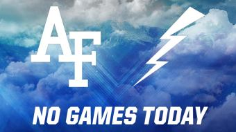 Air Force Athletics Cancel All Events Due To Government Shutdown