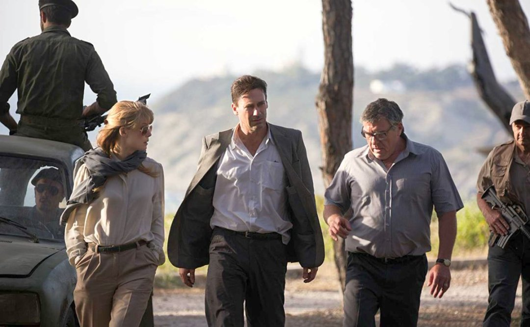 Beirut Trailer Featuring Jon Hamm