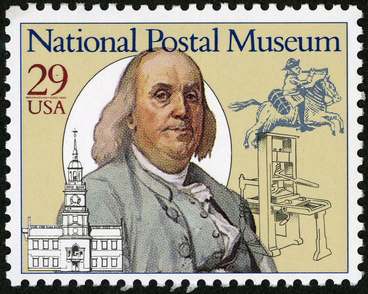 Postal Museum On Twitter Printer Inventor