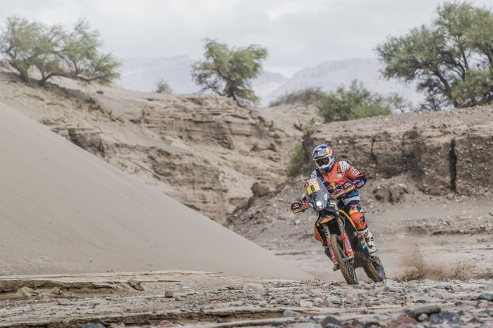 Tappa 11 Dakar