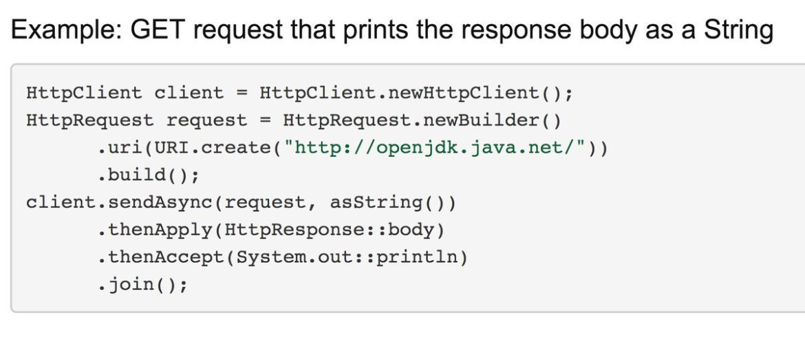 Introduction to the JDK HTTP Client  #Java    …