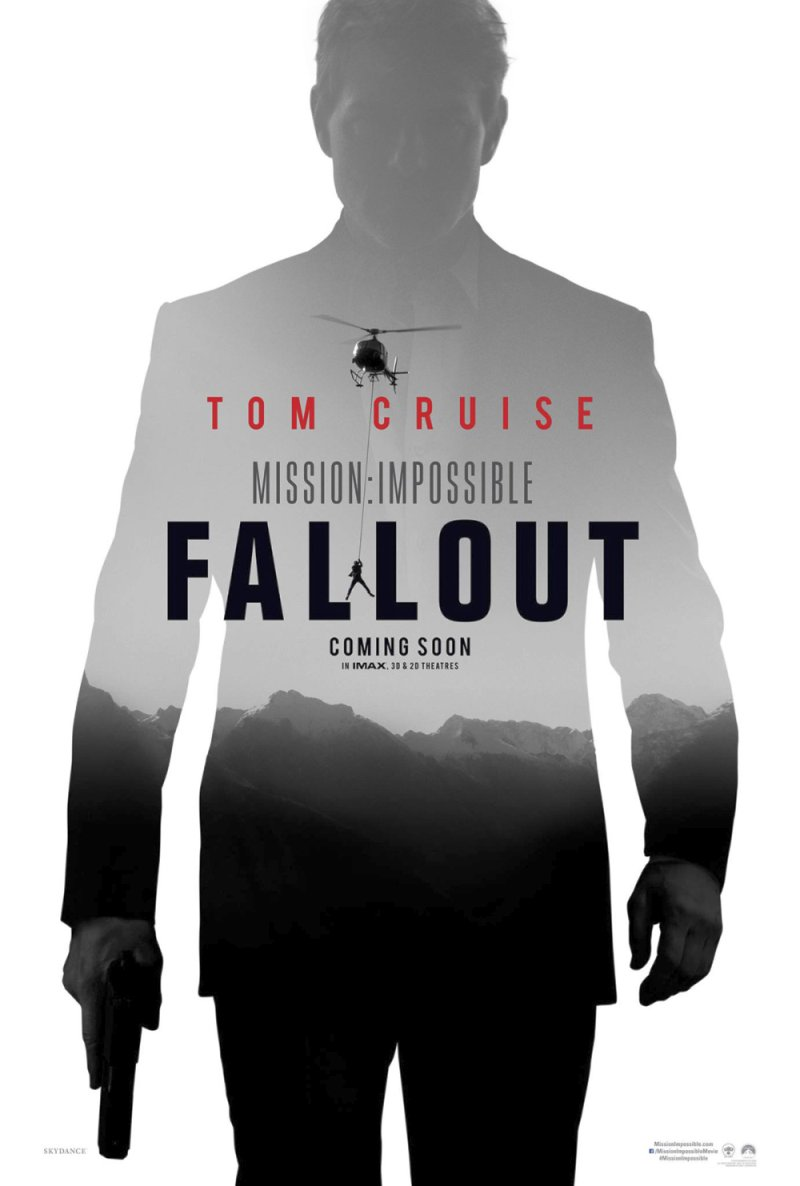 Mission: Impossible Fallout Poster & Trailer Tease Revealed