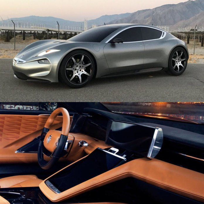 """carchayce on twitter: """"this is the fisker emotion concept with 400"""