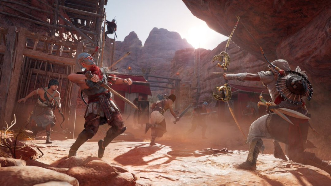 Assassin's Creed Origins Season Pass Content Detailed