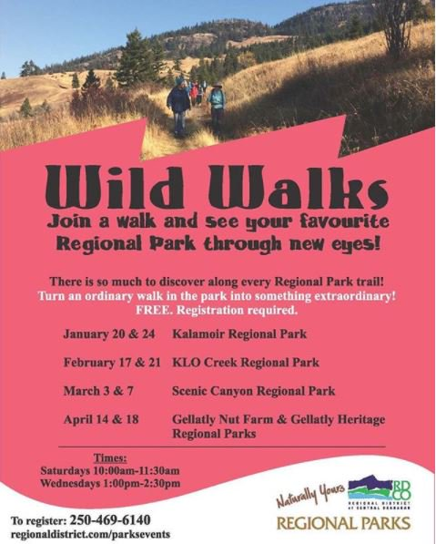 test Twitter Media - There is still time to register for #WildWalks with the Regional District. This Wednesday the trek is through Kalamoir Park. Call 250-469-6140 to register. https://t.co/74Ce7H2lND