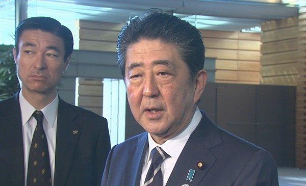 test ツイッターメディア - 《総理の動き》本日(1月24日)安倍総理は官邸で平昌オリンピック開会式への出席及び日韓首脳会談についての会見を行いました。https://t.co/Hv1uIzewn4 https://t.co/M5i8FNIpeG