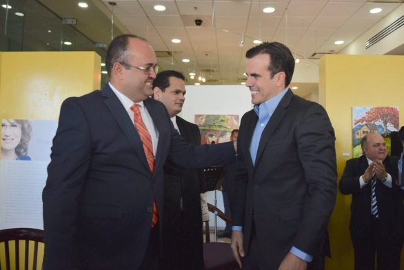 Image result for photos of the President of Puerto Rico Comision estatal de eleccione