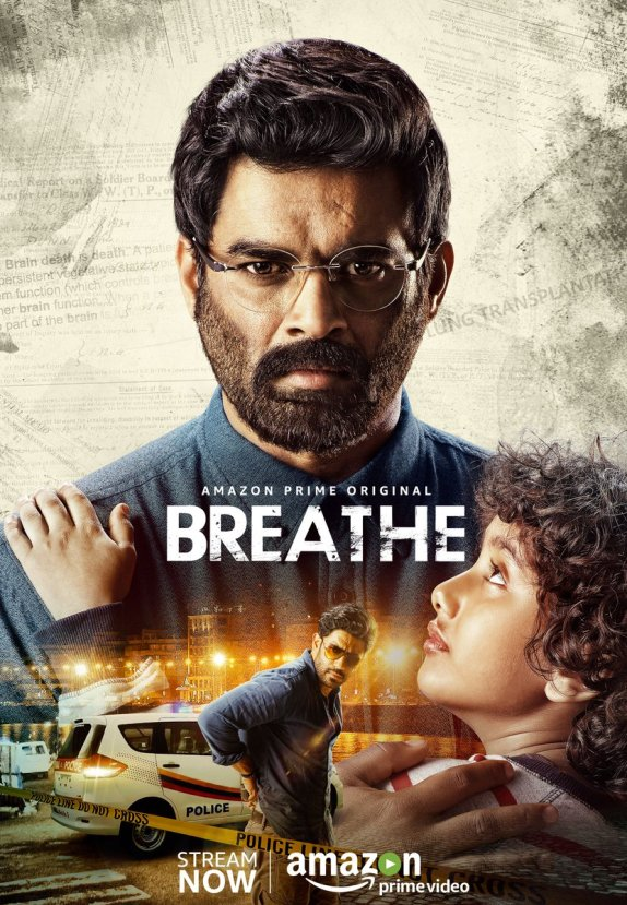 Best suspense thriller hindi web series 'Breathe'