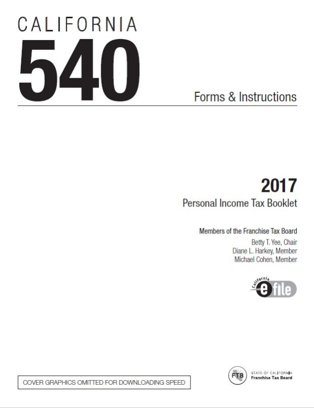 California Tax Tables 2017 | Brokeasshome.com