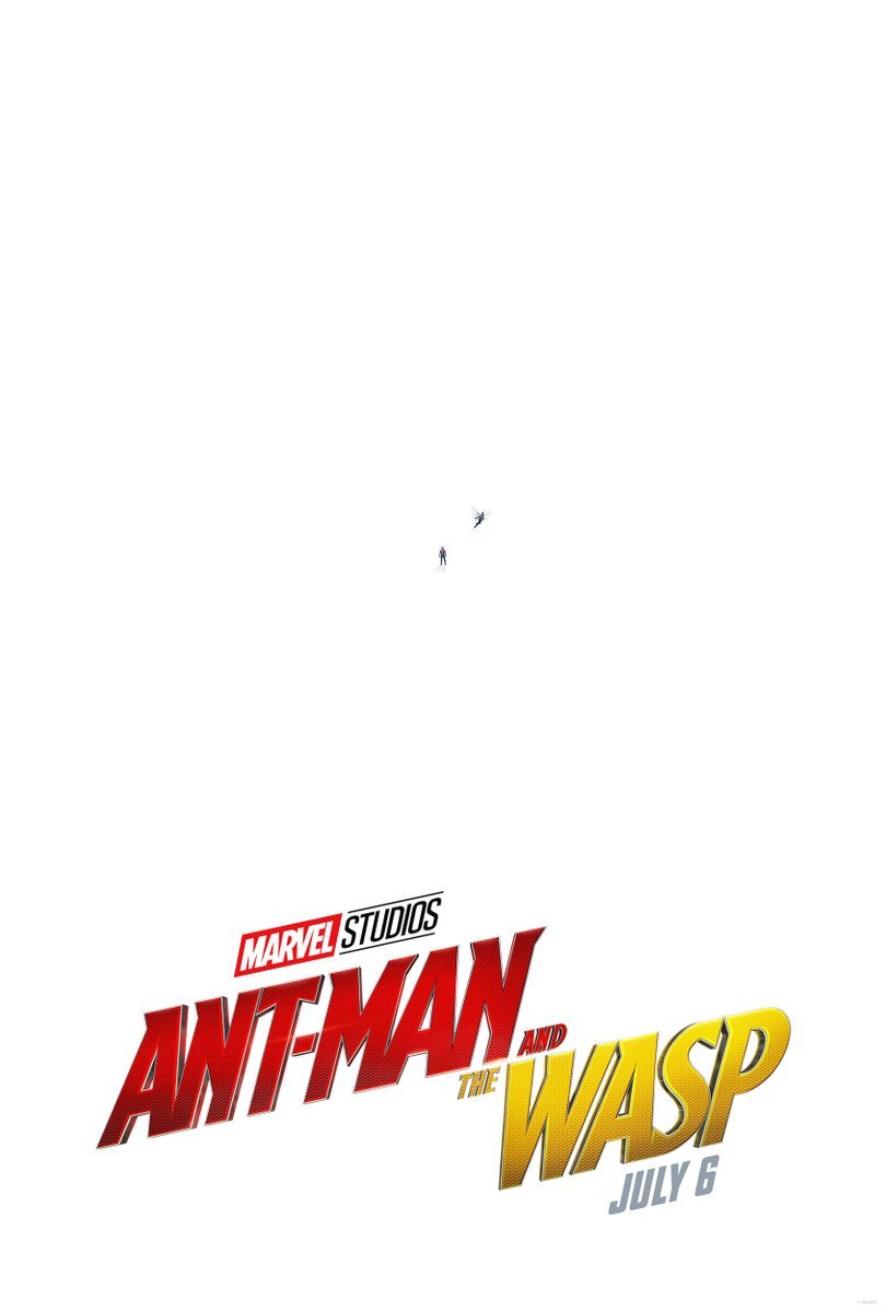 First Ant-Man and the Wasp Teaser Trailer & Poster Revealed