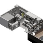 Vizu Equipment On Twitter We Have Some 3d Visuals Of Kitchens Supplied By Vizu For You To Enjoy More Information About Our Design At Https T Co Us8p2vvhxr 3dmodeling Vizuequip Isometric Kitchen Fastfood Restaurant