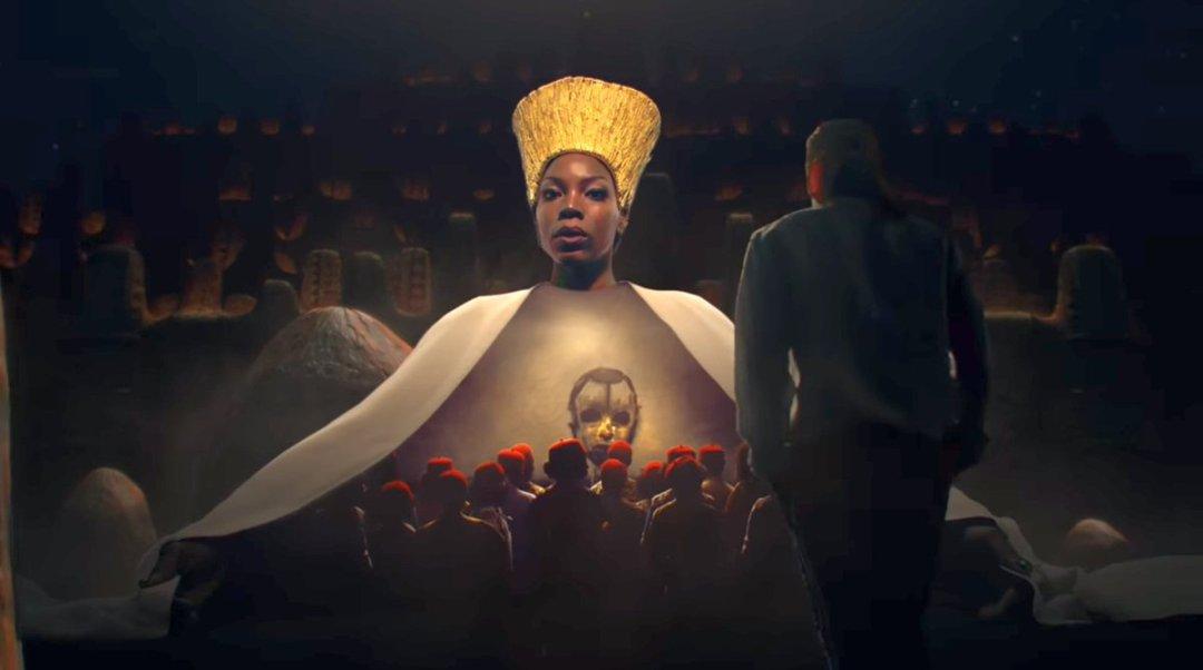 Kendrick Lamar, SZA All The Stars Video