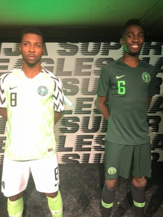 b417119f15b6e What do you think of the new Super Eagles Jersey  - Vanguard News