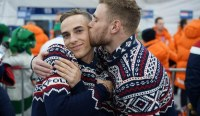 Gus Kensworthy Sends Message To Mike Pence On Instagram
