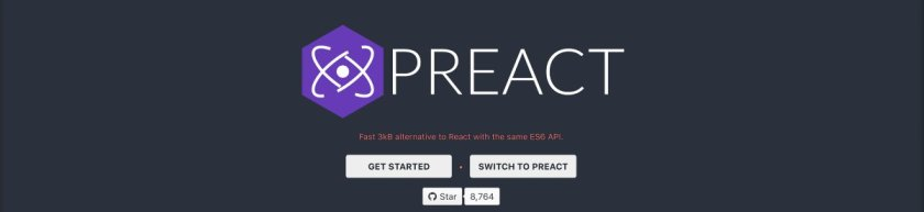 """From React To Preact In Seconds"" by @codekayy  #React #reactjs #javascript #coding"