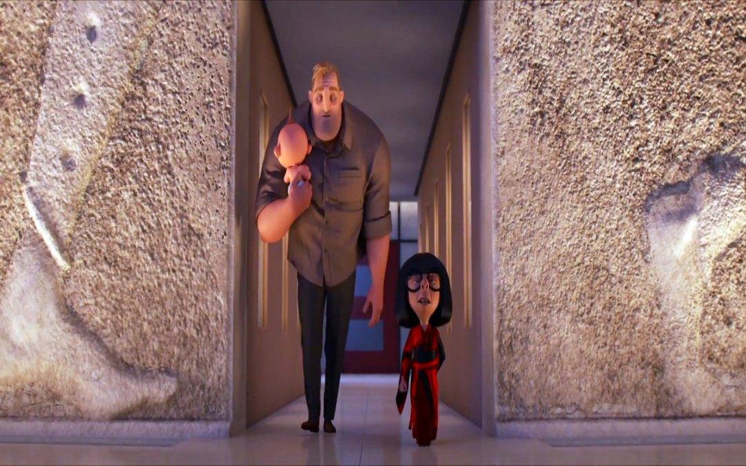 The Incredibles 2 Olympics Sneak Peek