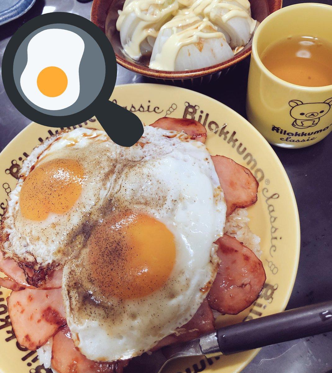 test ツイッターメディア - 今日の晩御飯は焼豚玉子飯を食べたいとの事でよくわかんないけど適当にタレから作ったお…新玉ねぎの季節だね…( ˇωˇ ) https://t.co/hhrfQambJm