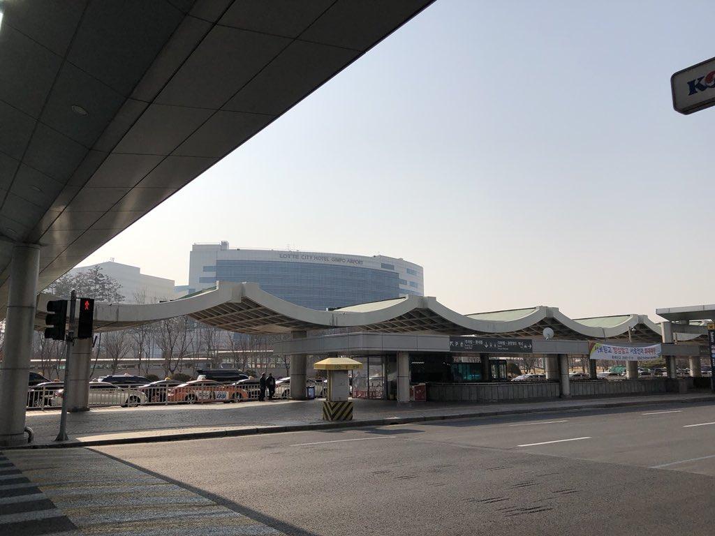 test ツイッターメディア - 金浦国際空港着 なつかしの集合場所 #イラ韓 https://t.co/FMQXYQoZrC