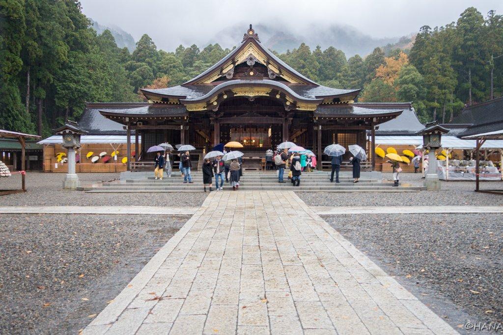 test ツイッターメディア - 越後一宮 彌彦神社です。地元の方々からは「おやひこさん」と呼ばれ親しまれています。あいにくの雨でしたが霧の弥彦山も神々しいです。 https://t.co/VSpd71nF89
