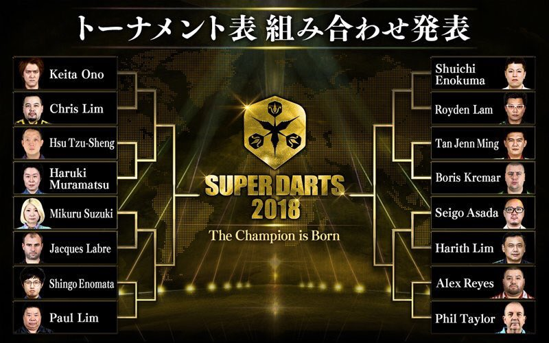 "test ツイッターメディア - フィルテイラーの山が気になってしょうがない  RT @Garryplummer: SUPER DARTS 2018 ""The Power"" plays Alex Reyes first round @PhilTaylor @targetsports_jp @TargetDarts @SUPER_DARTS https://t.co/vaYdUETYXy"