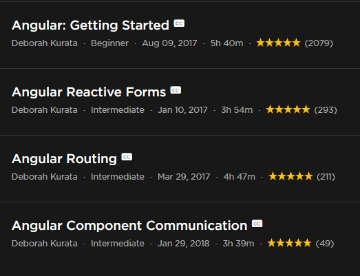 Learning Angular? Check out my @pluralsight courses, starting here:   @angular #angular