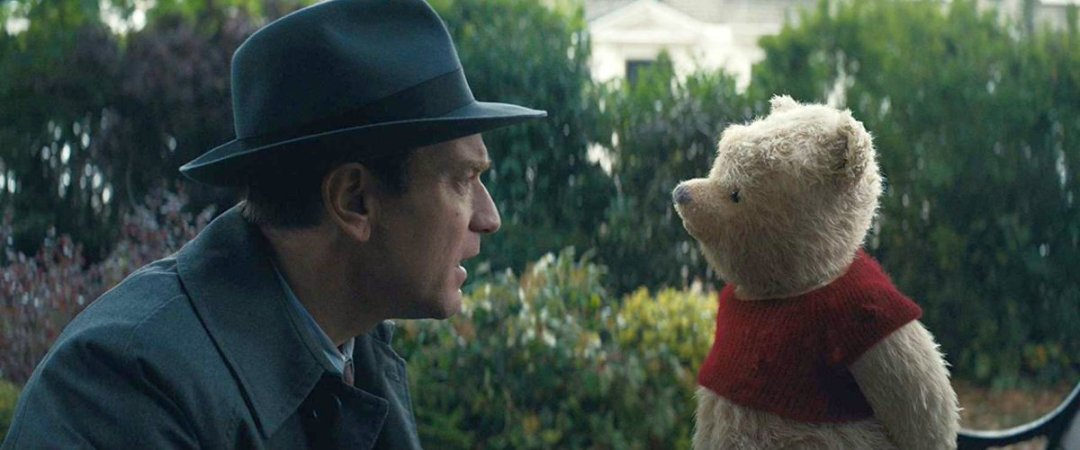 Disney's Christopher Robin Teaser Trailer Revealed