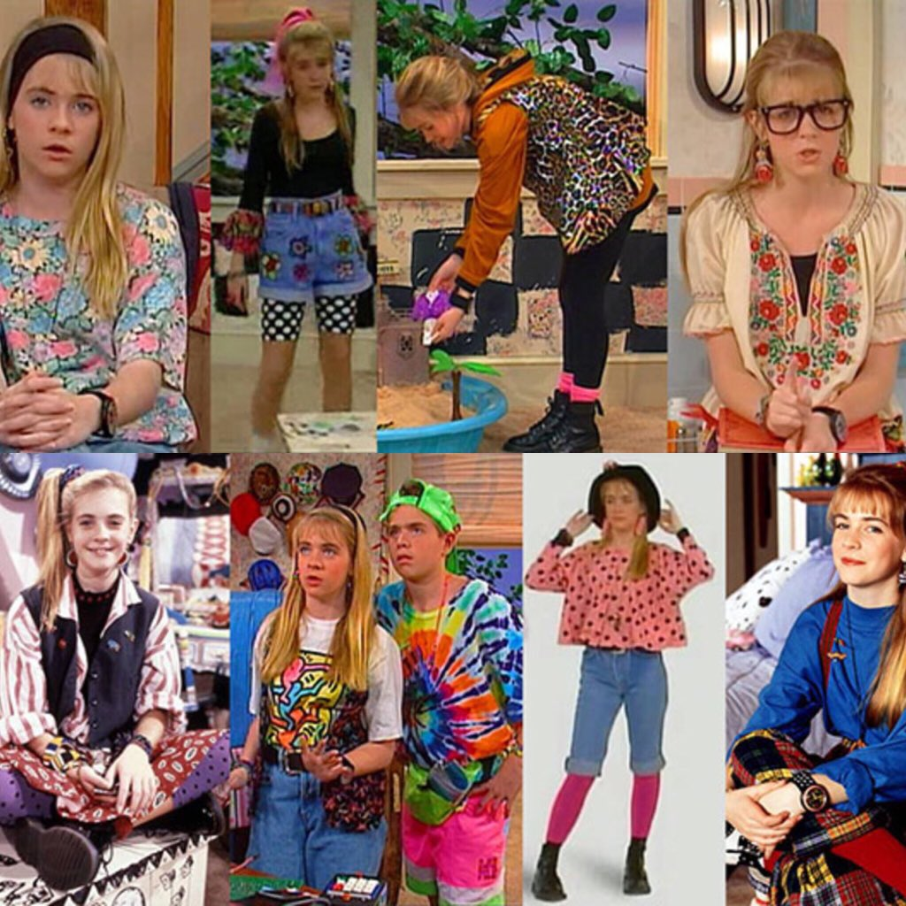 """Lovely Lor on Twitter: """"Fashion inspo: Clarissa explains it all… """""""