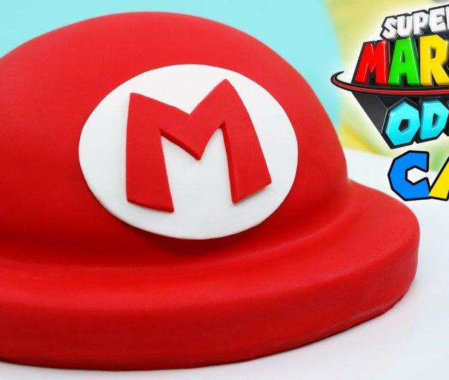 Watch Ro And Ijustine Bake One Here Https Nintendowire Com News  Make Super Mario Odyssey Hat Cake Nerdy Nummies Pic Twitter Com Utofjjas