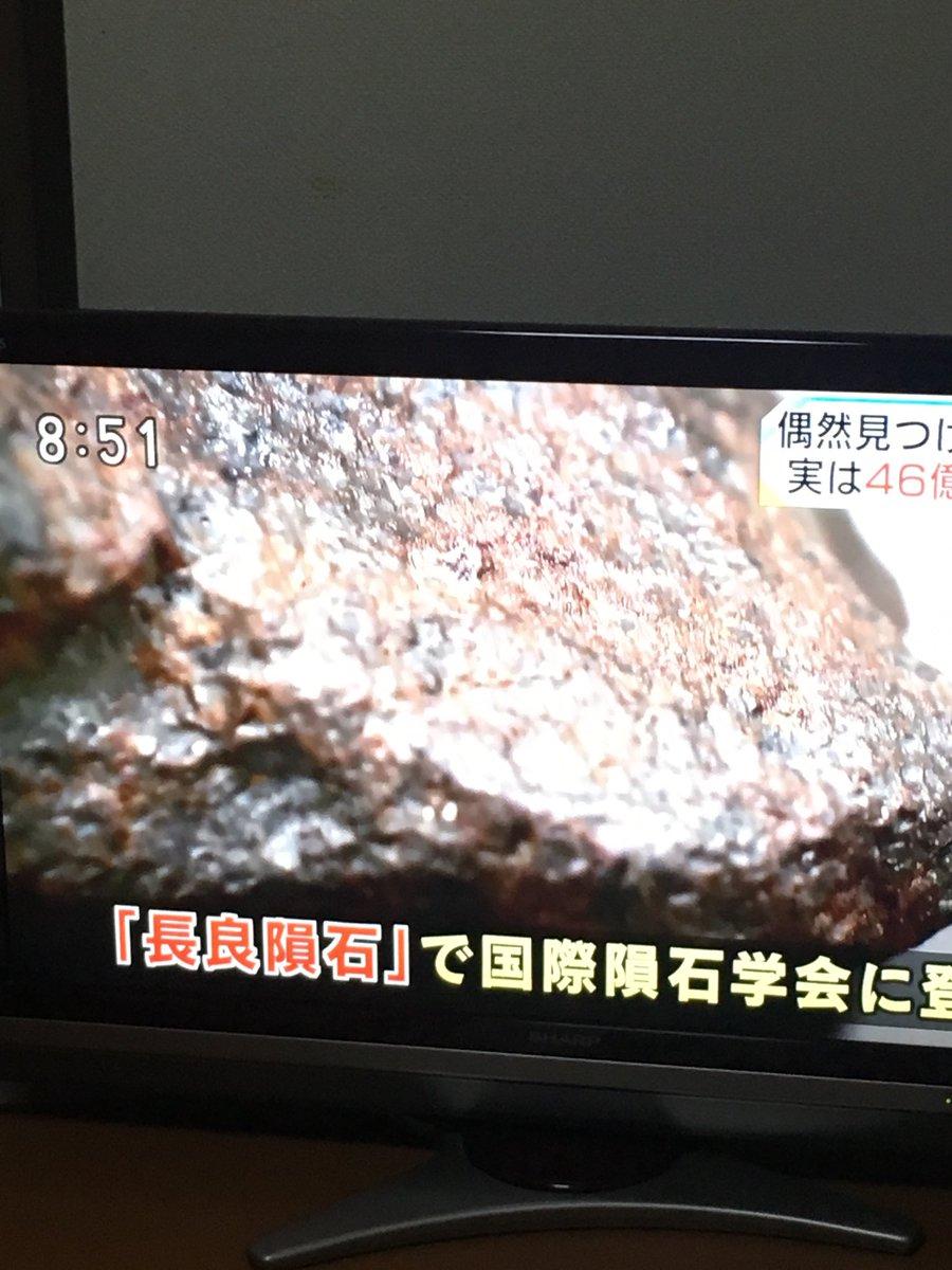 test ツイッターメディア - 長良隕石発見46億年前の隕石だって https://t.co/6i3z8j7jJi