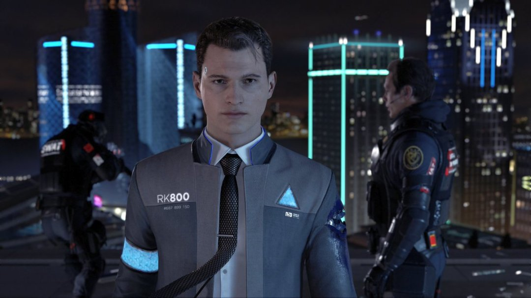 Detroit: Become Human Arrives In May 2018 3